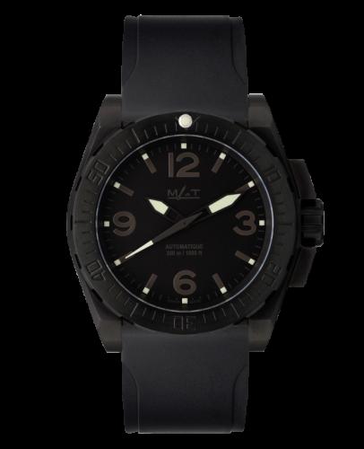 AG6 2 C3 caoutchouc noir